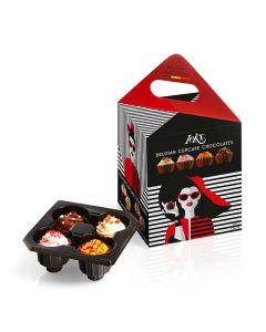 Cupcakes Sjokolade- 12pk