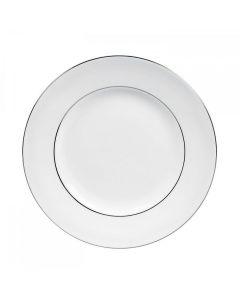 Wedgwood Vera Wang Blanc Sur Blanc Asjett 20cm