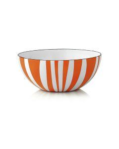 Cathrineholm Bolle Stripete Orange 18 cm