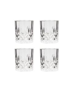 CASTLE GLASS 28CL 4PK