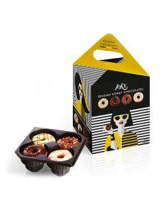 Belgisk Sjokolade Donuts 12pk