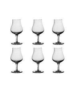 Hadeland Glassverk Odysse Cognac 24cl 6-Pack