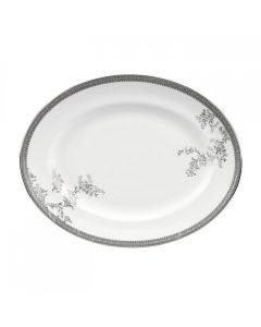 Wedgwood Vera Wang Lace Fat Ovalt 39cm