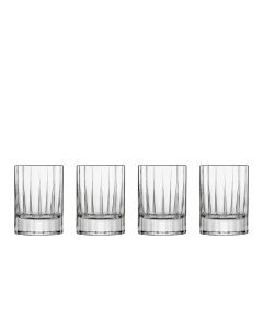 Luigi Bormioli Bach Shotglass 6,8cm 4 stk 7cl