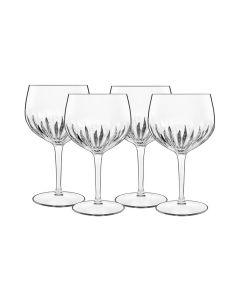 Luigi Bormioli Mixology Spansk Gin & Tonic-Glass 4pk 80 cl