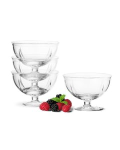Rosendahl Grand Cru Soft Glass Skål På Stett 4pk