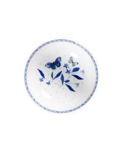 Porsgrunds Porselænsfabrik Bluebird Butterfly Salat/Dessert 16 cm Bf