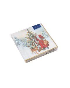 Villeroy & Boch Christmas Toy's Servietter Julenisse 33cm