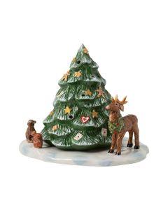 Juletre Med Skogens Dyr